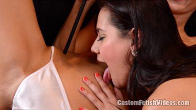Custom bellybutton and navel fetish video - Nikki Daniels and Selma Sins