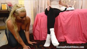 Custom Damsel in Distress video - Jay Taylor and Cali Carter