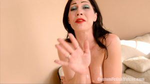 Custom Damsel in Distress video Kymberly Jane