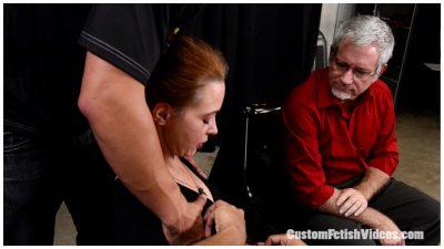 Hotwife swinger Sable Renae custom video