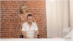 Wheelchair fetish custom video Kelly Klass