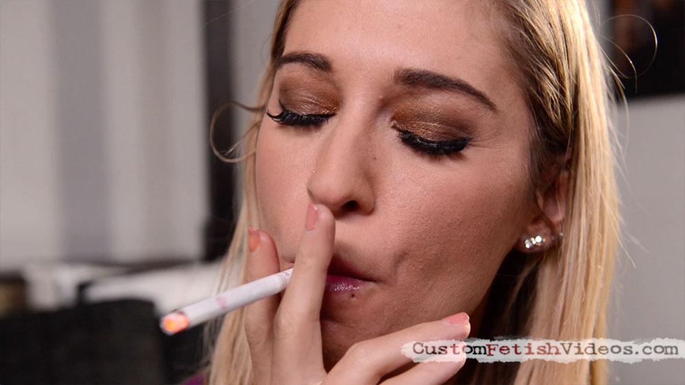 fetish smoking Videos of