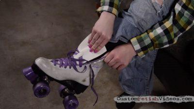 Juliette March Skate or Die