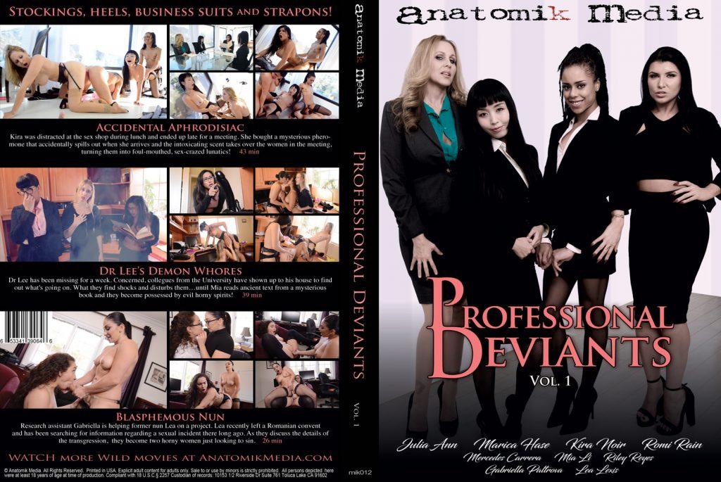Professional Deviants Vol 1