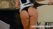 Romi Rain Tease and Denial Masturbation French Maid