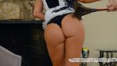 Romi Rain Tease and Denial Masturbation French Maid