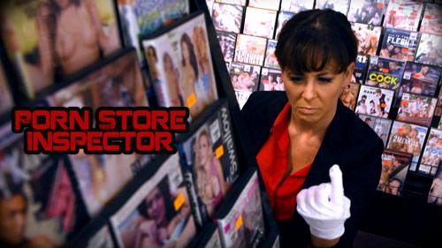 Cheris Deville Porn Inspector Gloryhole