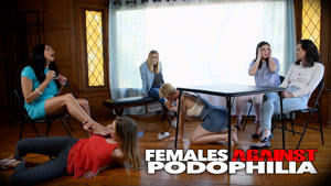 Foot fetish - Missy Martinez, Casey Calvert, Riley Reyes, Juliette March, Dakota Rose, Kasey Miller