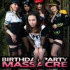 Wet and Messy Birthday Party Destruction - Casey Calvert, Kymberly Jane, Charlotte Cross, Kat Monroe, Riley Reyes