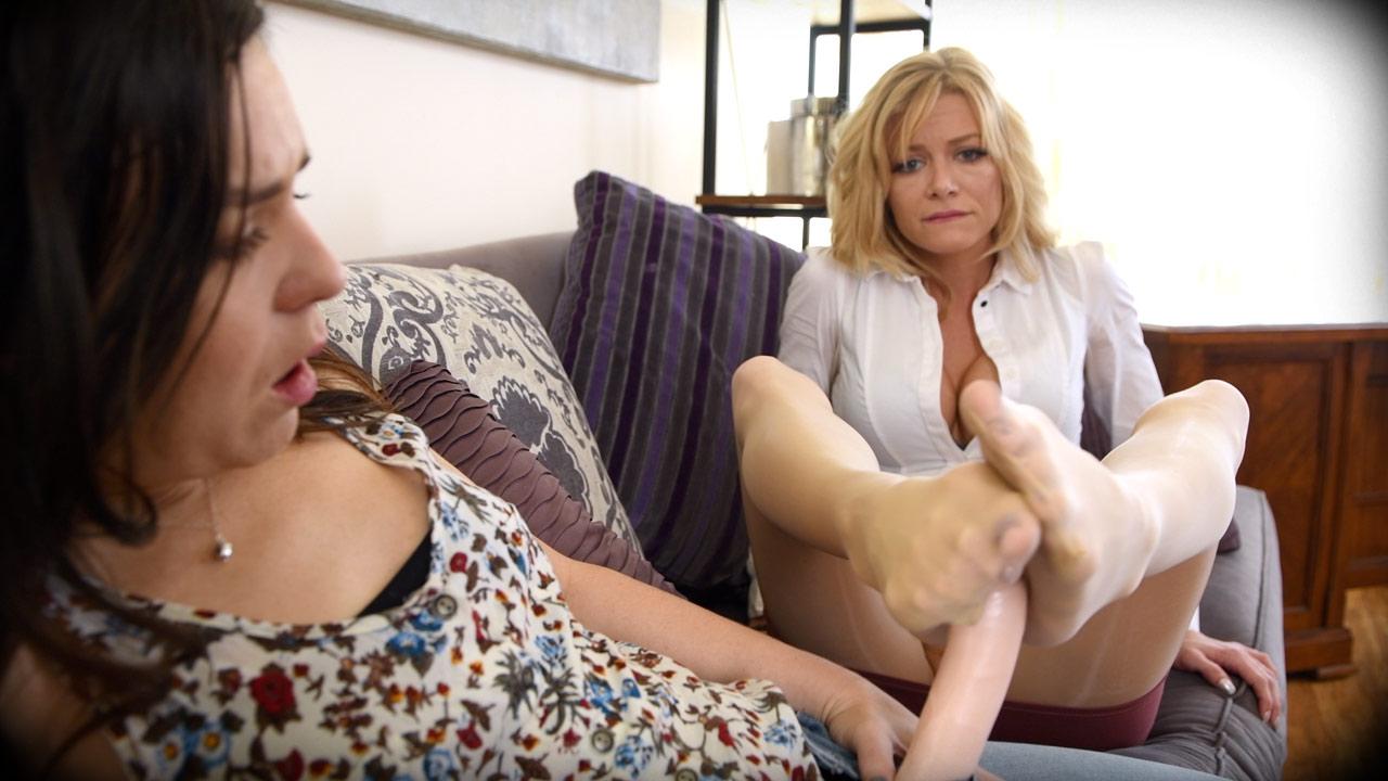 Serene Siren Pantyhose Therapist