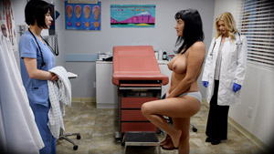 Medical Fetish - new employee physical exam