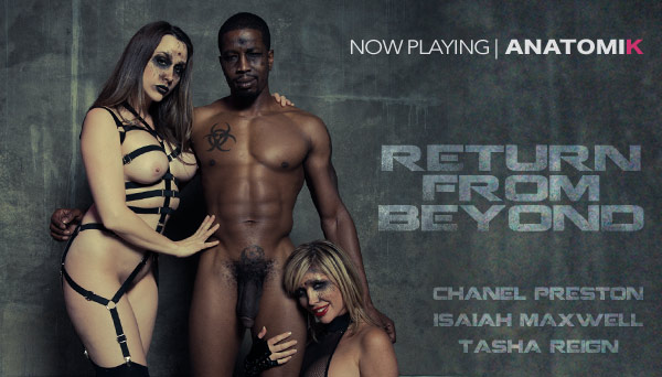 Tasha Reign, Chanel Preston in Return From Beyond