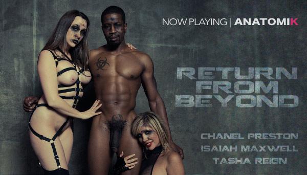 Tasha Reign, Chanel Preston in Return From Beyond